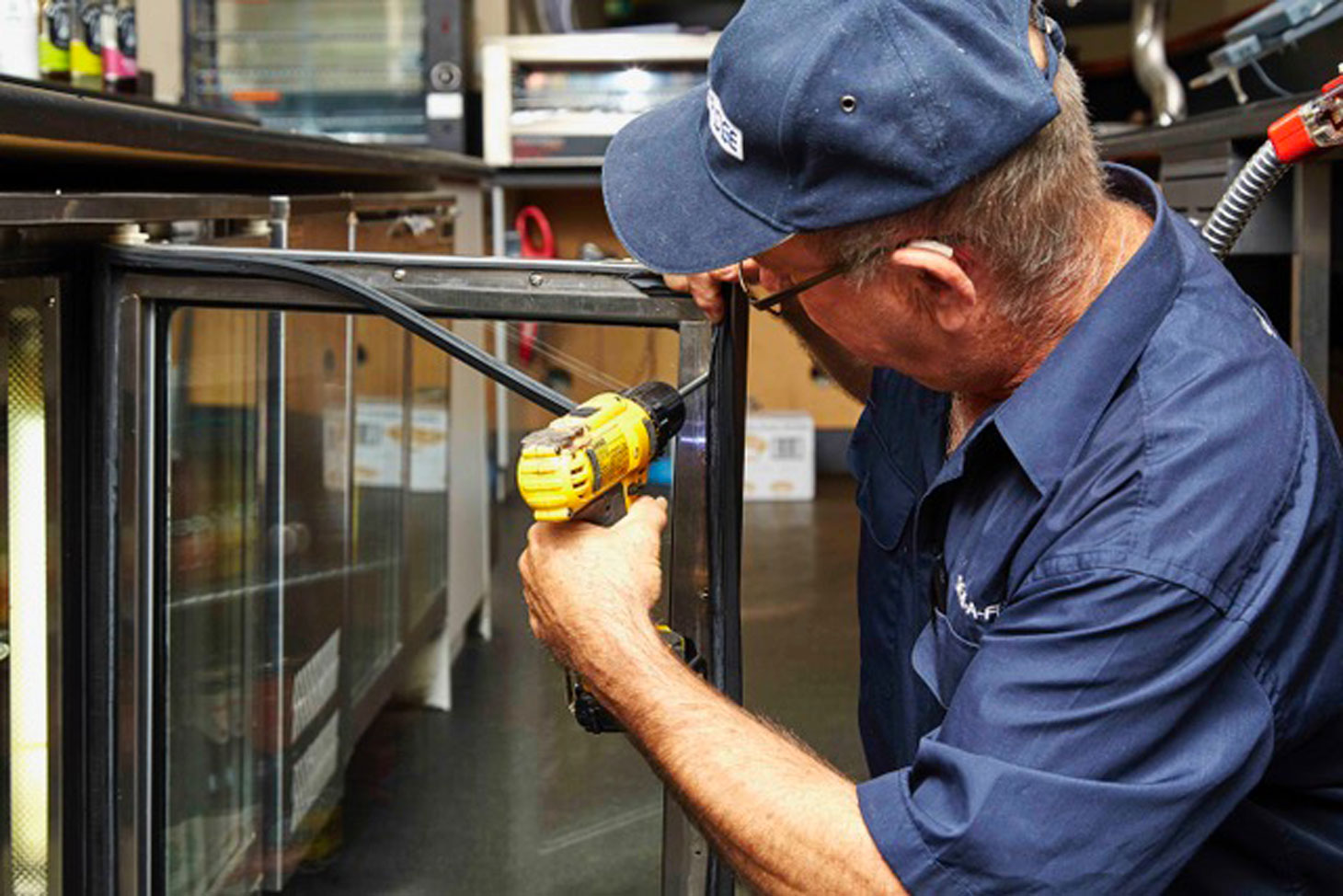 Fridge Seal Replacement – The Right Choice for Commercial Customers